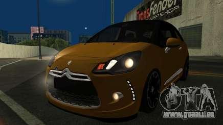 Citroen DS3 2011 für GTA San Andreas