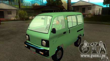 Suzuki Carry 1993 pour GTA San Andreas