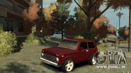 VAZ 21214 Niva für GTA 4