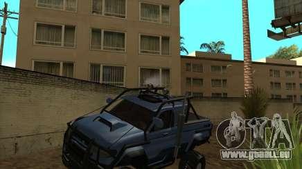 UAZ 2760 pour GTA San Andreas