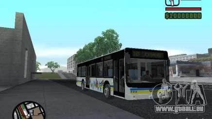Onibus für GTA San Andreas