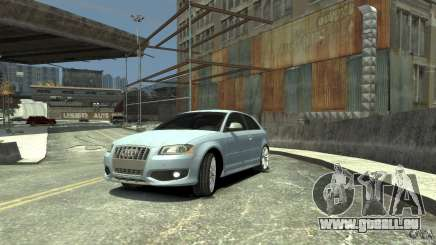 Audi S3 2009 pour GTA 4
