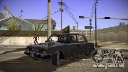 Tofas 124 Serçe pour GTA San Andreas