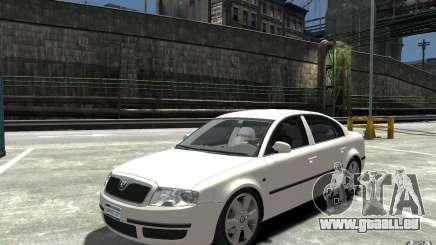 Skoda SuperB für GTA 4
