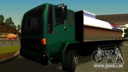DFT-30 c réservoir pour GTA San Andreas