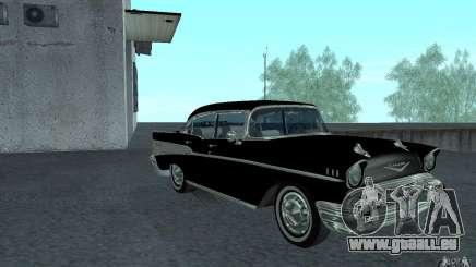 Chevrolet BelAir 4 Door Sedan 1957 pour GTA San Andreas