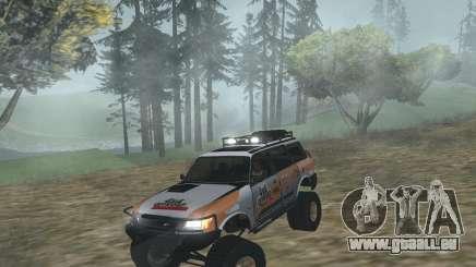 Tornalo 2209SX 4x4 pour GTA San Andreas