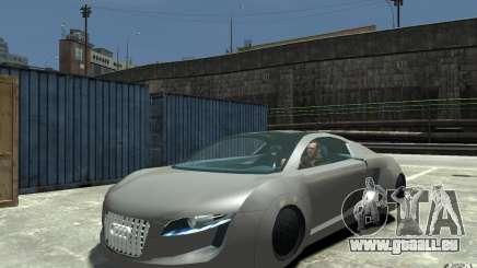 Audi RSQ Concept pour GTA 4