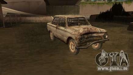 Zaporozhets de S.t.a.l.k.e.r. pour GTA San Andreas