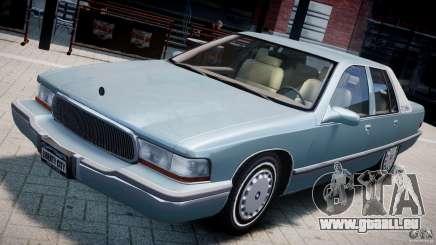 Buick Roadmaster Sedan 1996 v 2.0 für GTA 4