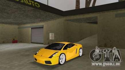 Lamborghini Gallardo v.2 für GTA Vice City