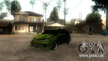 Chevrolet Lacetti Tuning pour GTA San Andreas