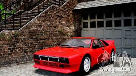 Lancia 037 Stradale pour GTA 4