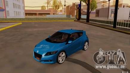 Honda CR-Z 2010 V3.0 für GTA San Andreas