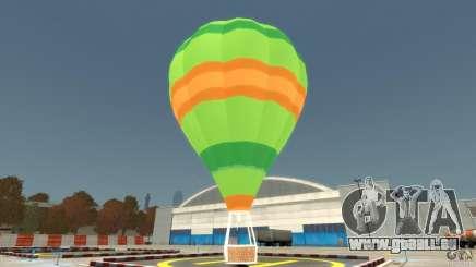 Balloon Tours option 10 pour GTA 4