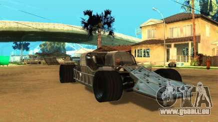 Fast & Furious 6 Flipper Car für GTA San Andreas