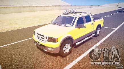 Ford F150 FX4 OffRoad v1.0 pour GTA 4