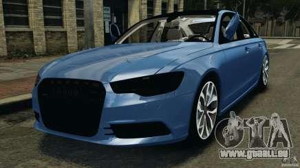 Audi A6 pour GTA 4