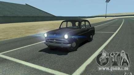 Moskvitch 407 v2.0 pour GTA 4