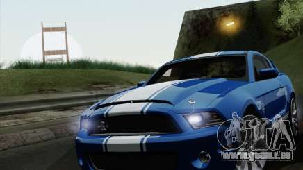 Ford Shelby GT500 Super Snake 2011 pour GTA San Andreas