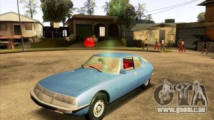 Citroen SM 1971 pour GTA San Andreas