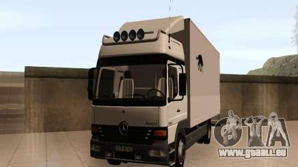 Mercedes-Benz Atego pour GTA San Andreas