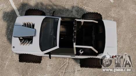 Jeep Futo Final pour GTA 4 est un droit