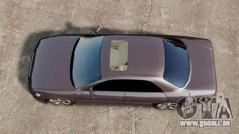 Toyota Mark II 1990 v1 für GTA 4 rechte Ansicht