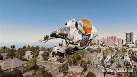 Iron Man IV v 2.0 pour GTA 4