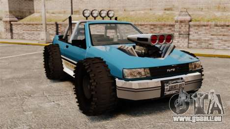 Jeep Futo Final pour GTA 4