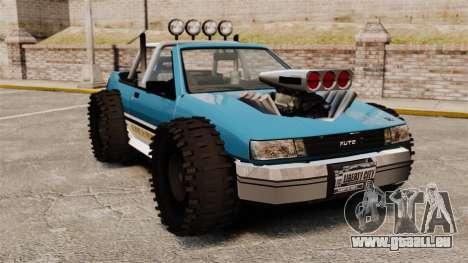 Jeep Futo Final für GTA 4