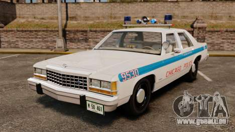 Ford LTD Crown Victoria 1987 [ELS] für GTA 4