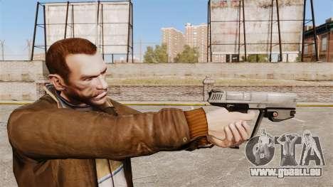 Pistolet M6G du Magnum v2 pour GTA 4