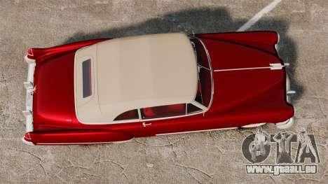 Cadillac Series 62 convertible 1949 [EPM] v1 für GTA 4 rechte Ansicht