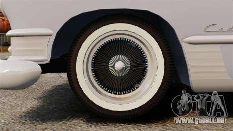 Cadillac Series 62 convertible 1949 [EPM] v4 für GTA 4 rechte Ansicht