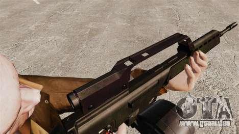 Fusil d'assaut H & K MG36 v1 pour GTA 4 quatrième écran