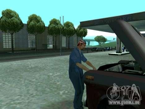 Dwayne and Jethro v1.0 für GTA San Andreas zweiten Screenshot