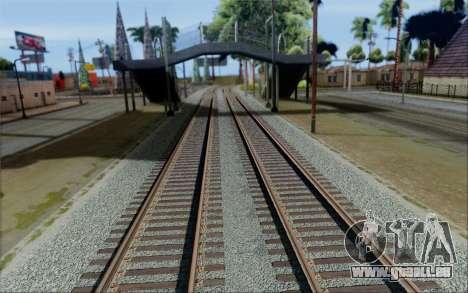 RoSA Project v1.2 Los-Santos pour GTA San Andreas quatrième écran