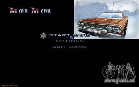 Snow San Andreas 2011 HQ - SA:MP 1.1 für GTA San Andreas zwölften Screenshot