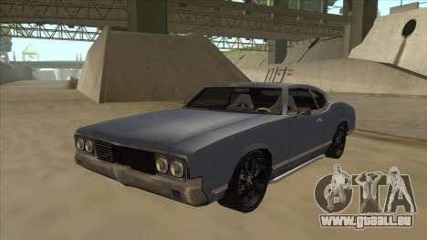 Tuned Sabre für GTA San Andreas