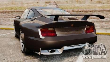 Comet GTR für GTA 4