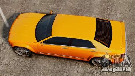 PMP600 DUB Edition für GTA 4 rechte Ansicht