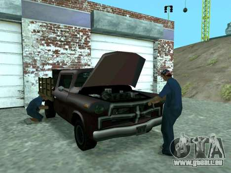 Dwayne and Jethro v1.0 pour GTA San Andreas