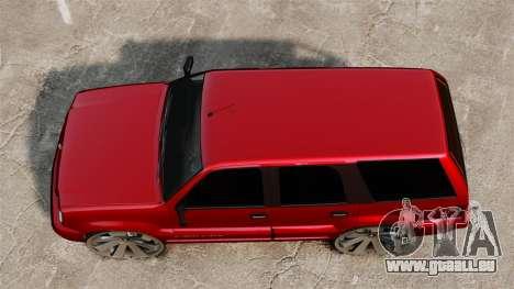 Kavalkade des 26-Zoll-Festplatten für GTA 4 rechte Ansicht