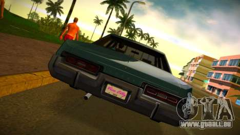 ENBSeries by FORD LTD LX v2.0 für GTA Vice City Screenshot her