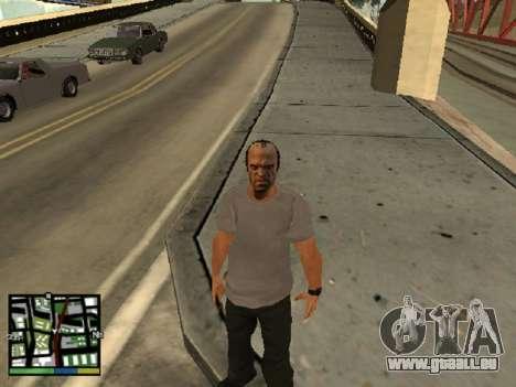 Trevor Philips de GTA 5 pour GTA San Andreas