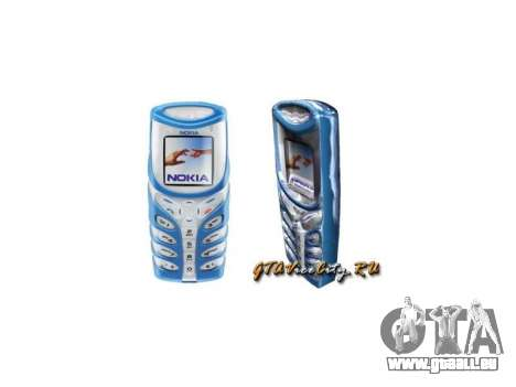 Nokia 5100 GTA Vice City für GTA Vice City