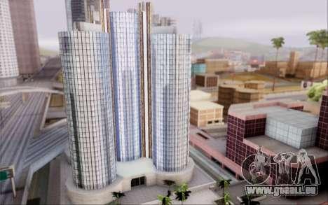 RoSA Project v1.2 Los-Santos pour GTA San Andreas