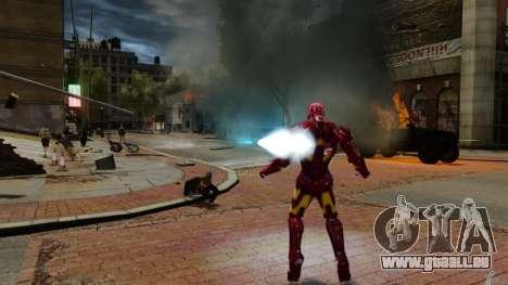 Iron Man IV v 2.0 pour GTA 4 huitième écran
