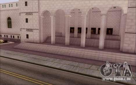RoSA Project v1.2 Los-Santos pour GTA San Andreas cinquième écran